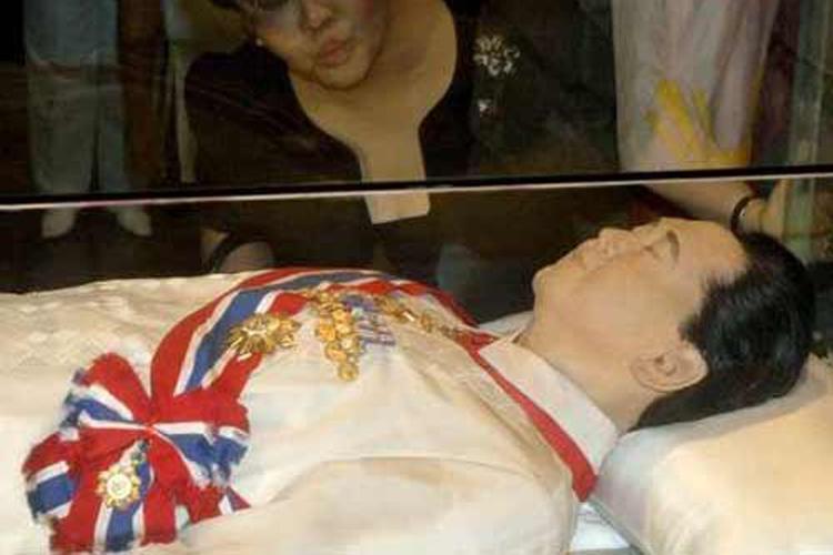 Đá ướp xác tại Hà Nội