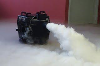 Máy tạo khói